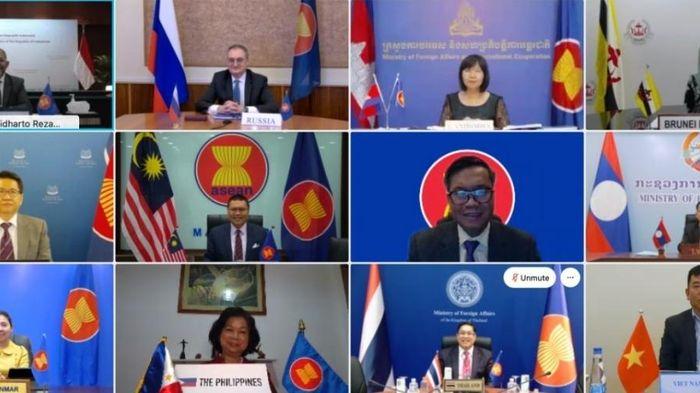 Cuộc họp Quan chức Cao cấp ASEAN - Nga lần thứ 17