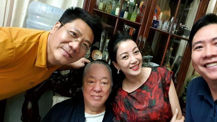 Học trò tiếc thương NSND Trung Kiên: Thầy ra đi là tổn thất lớn cho âm nhạc