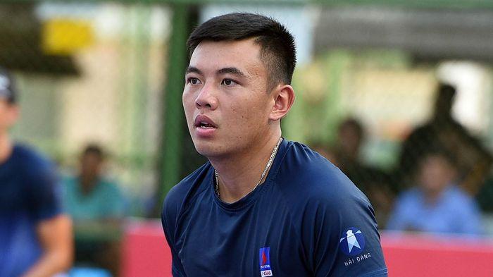 Hoàng Nam thắng tay vợt Việt kiều tại VTF Masters 500