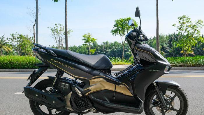 Giá lăn bánh các mẫu xe tay ga 125 cc phù hợp cho nam giới
