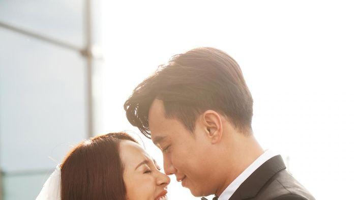 Hé lộ ảnh cưới của Bảo Anh – Quốc Trường trong 'Bẫy ngọt ngào'