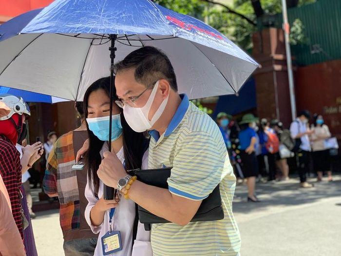 Hà Nội: Kỳ thi vào lớp 10 các trường 'chuyên Bộ' đã tổ chức thành công