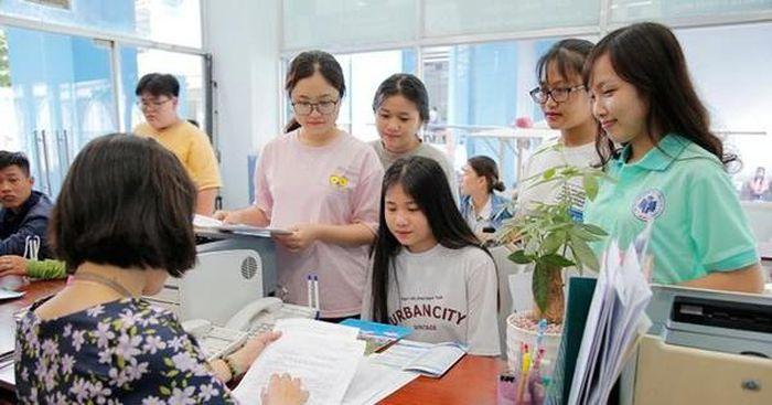 Trường ĐH Công nghiệp Thực phẩm TP. HCM công bố điểm trúng tuyển học bạ