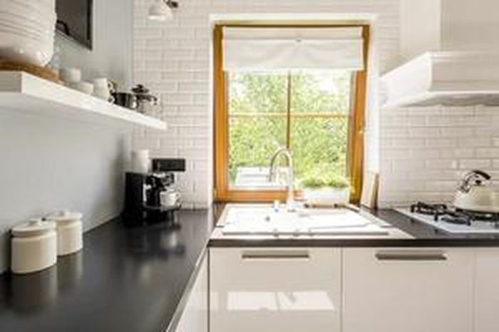 5 ý tưởng lạ để 'lột xác' gian bếp xấu xí hóa đẹp như mơ