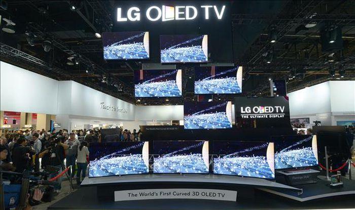 LG Electronics ra mắt sản phẩm TV OLED 83 inch
