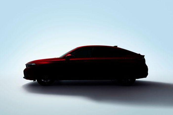 Honda nhá hàng Civic Hatchback 2022, chờ ngày về Việt Nam