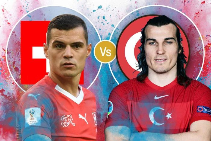 TRỰC TIẾP Thụy Sĩ - Thổ Nhĩ Kỳ: Quyết đấu một mất một còn