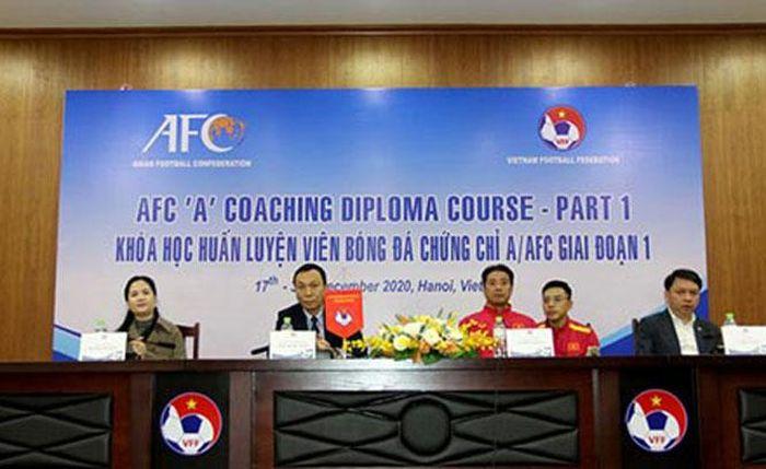VFF được AFC công nhận là thành viên hạng A