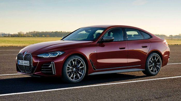 BMW 4-Series Gran Coupe: Thiết kế mới mẻ và đậm chất thể thao