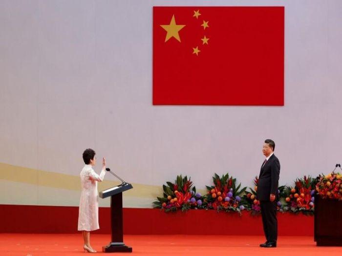 Nhà đầu tư nước ngoài lo ngại khi Hong Kong hội nhập sâu với Trung Quốc