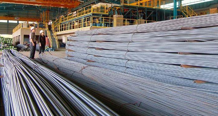 Xuất khẩu tăng mạnh khiến giá thép không giảm