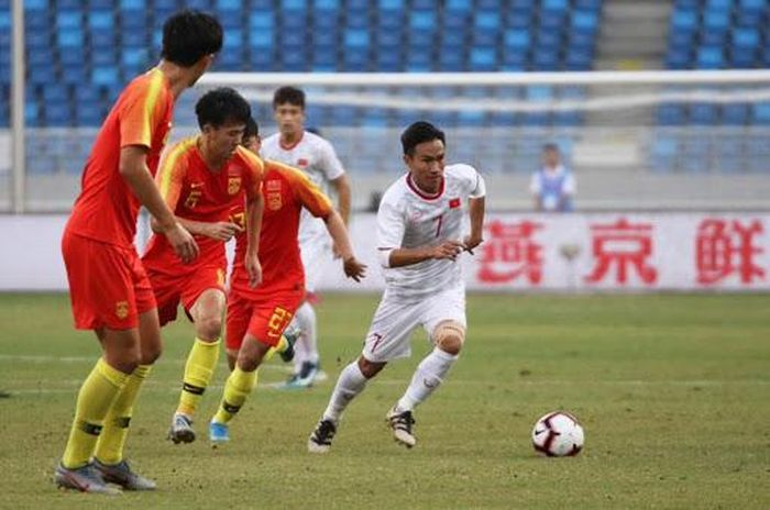 Ông Vũ Mạnh Hải: 'Việt Nam chung bảng với Trung Quốc là một cơ hội tốt'