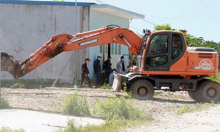 Hải Phòng: Cưỡng chế 159 công trình vi phạm trên đất quốc phòng