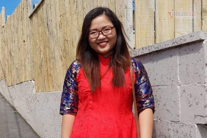 'Trái ngọt' của cô gái Việt 2 lần trượt đại học, từng phải làm lao công