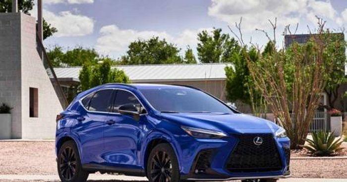 Lexus NX 2022 ra mắt: Ngoại hình lột xác, thêm tùy chọn động cơ