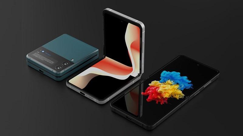 Galaxy Z Flip3 bắt đầu sản xuất hàng loạt