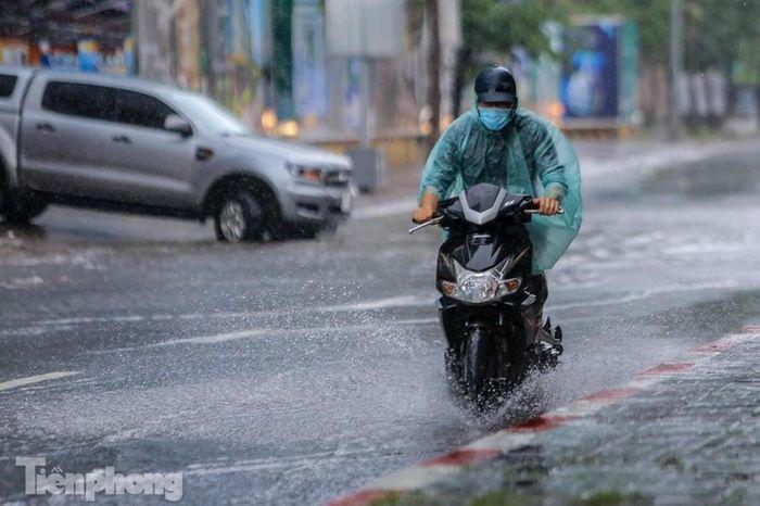 Miền Bắc sắp đón mưa dông nhiều ngày