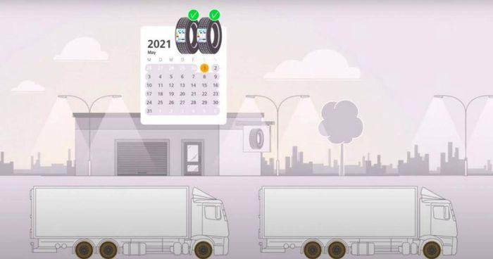 Bộ quy tắc dán nhãn lốp mới của Liên minh Châu Âu