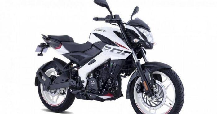 Kawasaki Rouser NS200 FI 2021 ra mắt, trang bị phanh ABS