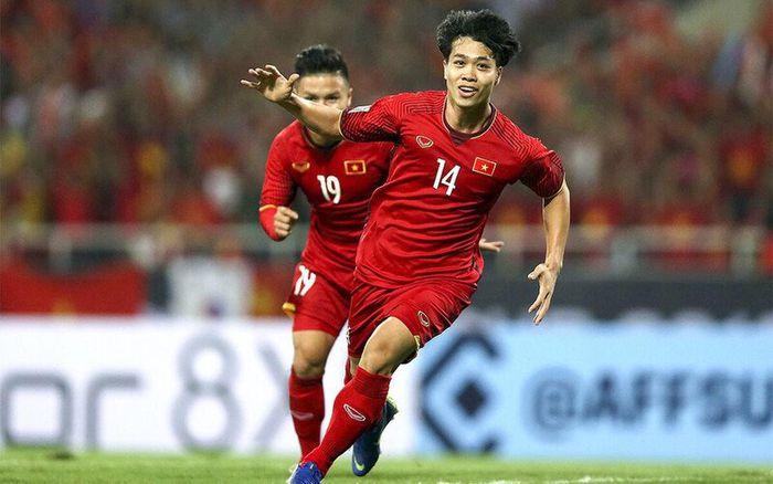 Hai thống kê khiến cho cả Đông Nam Á 'bái phục' trước bóng đá Việt Nam
