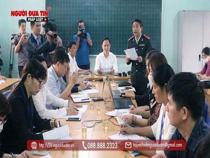 Kết luận thanh tra vụ giáo viên tố bị trù dập ở Quốc Oai, Hà Nội: (Bài 7) Nhiều sai phạm, sẽ kỷ luật hiệu trưởng, kiểm điểm hiệu phó và 9 cá nhân, tập thể liên quan