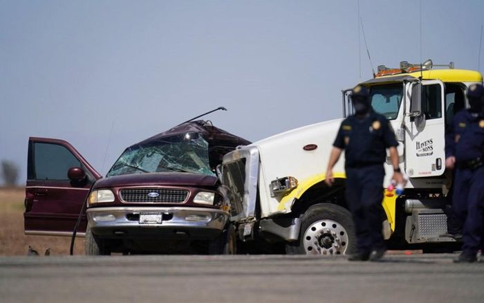 9 trẻ em thiệt mạng trong vụ tai nạn giao thông kinh hoàng tại Mỹ
