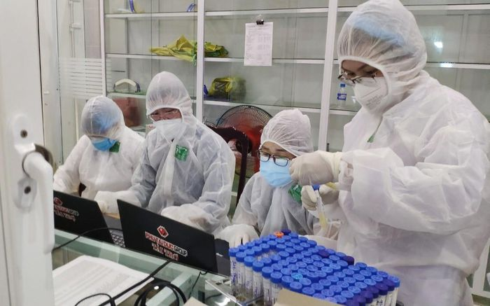 Hà Tĩnh phát hiện 2 ca dương tính với virus SARS-CoV-2