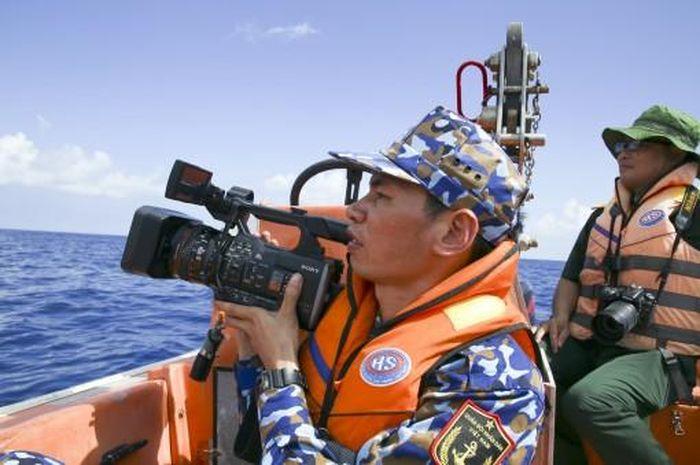'Bắt sóng' internet trên biển quốc tế