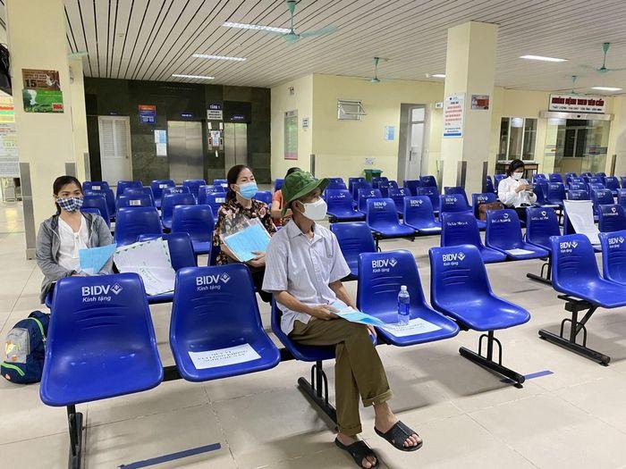 Bệnh viện K cơ sở Tân Triều khám bệnh trở lại