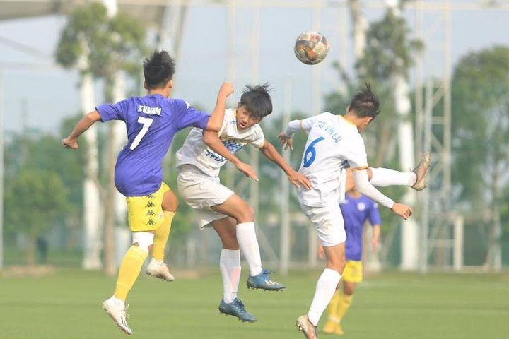 HAGL bị Hà Nội loại khỏi giải U15 quốc gia - Báo Tiền Phong