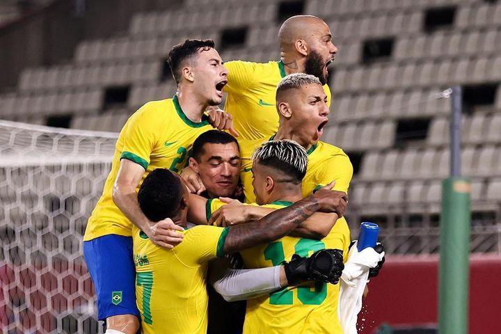 Nhận định U23 Brazil vs U23 Tây Ban Nha, 18h30 ngày 7/8, chung kết Olympic - 2